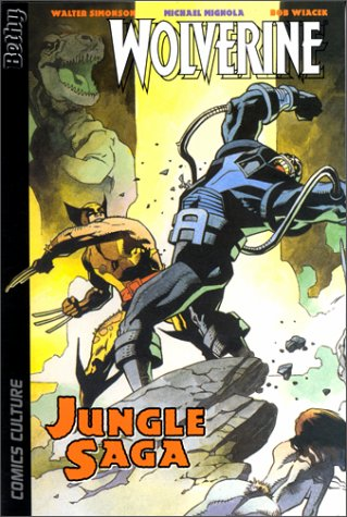 Wolverine, tome 1 : Jungle saga