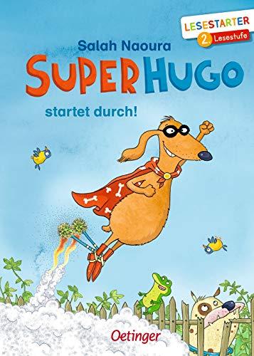 Superhugo startet durch! (Lesestarter)