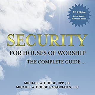 Security for Houses of Worship audiobook cover art