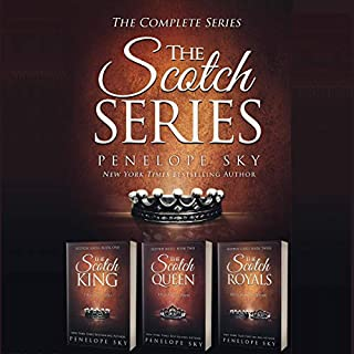 The Scotch Series Boxset: Contemporary Dark Romance audiobook cover art