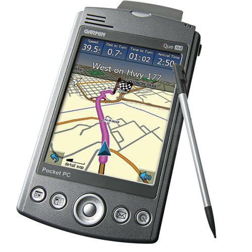 Great Deal! Garmin iQue M4 GPS-Enabled Pocket PC