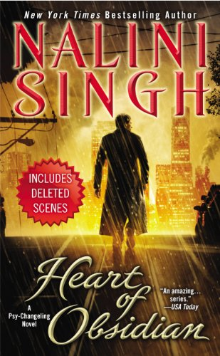 Heart of Obsidian: A Psy-Changeling Novel by [Nalini Singh]