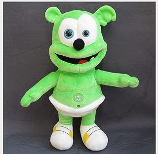 LSPP Plush toy Gummy Bear 30Cm Gummy Bear Voice Pet Funny Lovely Doll Toys Sounding Plush Toy Best Gift For Kids Gummy Bear