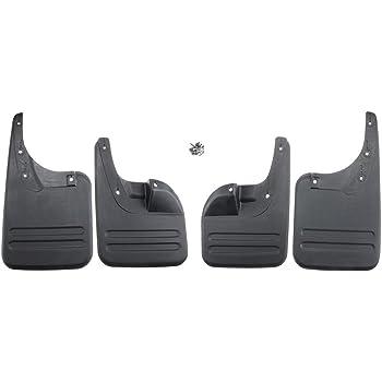 4pcs//set Mud Flaps Splash Guard Mudguard Fender For Toyota Hilux Vigo 2006-2014