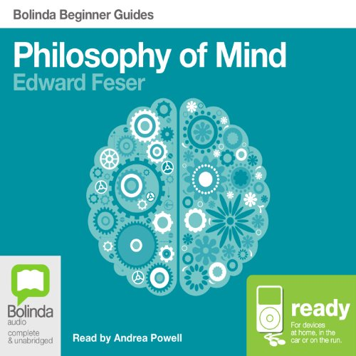 Philosophy of Mind: Bolinda Beginner Guides Titelbild