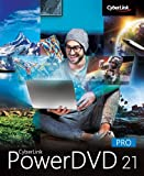 CyberLink PowerDVD 21 | Pro | PC | Código de activación PC enviado por email
