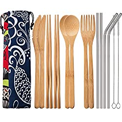 Shop Eco Friendly Bamboo Cutlery set