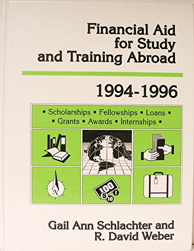 Financial Aid For Study And Training Abroad 1994 1996