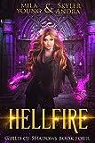 Hellfire: Paranormal academy reverse harem (Guild of Shadows Book 4)