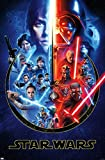 Trends International Star Wars - Skywalker Saga Wall Poster, 22.375' x 34', Premium Unframed Version