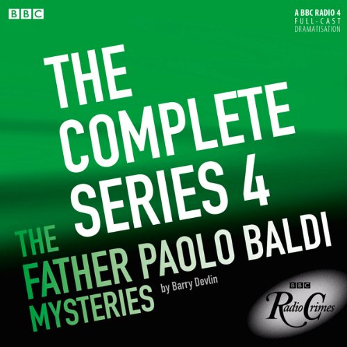 Couverture de Baldi: Series 4