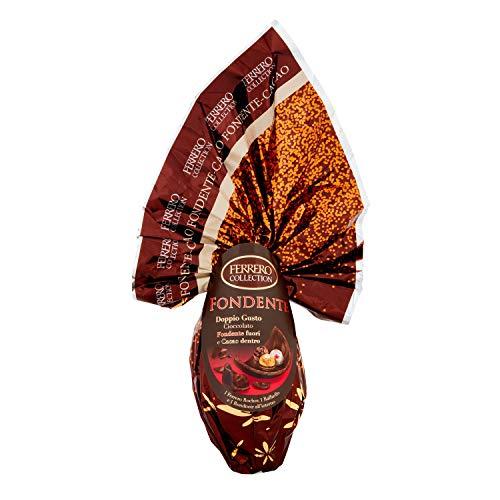 Ferrero Uovo di Pasqua Ferrero Collection Gusto Fondente e Cacao - 250 g