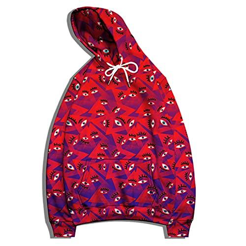 XDJSD Sudadera para Hombre Suéter con Capucha Suéter Grande para Hombre Chaqueta para Hombre Suéter con Capucha Camiseta De Manga Larga Simple De Color Puro para Hombre