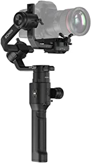 DJI Ronin-S - Camera Stabilizer 3-Axis Gimbal Handheld for DSLR Mirrorless Cameras up to 8lbs / 3.6kg Payload for Sony Nik...
