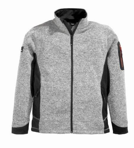 FHB Strickfleece Jacke Mod. Christoph Gr. M