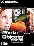 HEMERA Photo Objects 50000  Vol. 2  DVD -