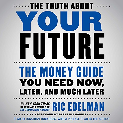 The Truth About Your Future audiobook cover art