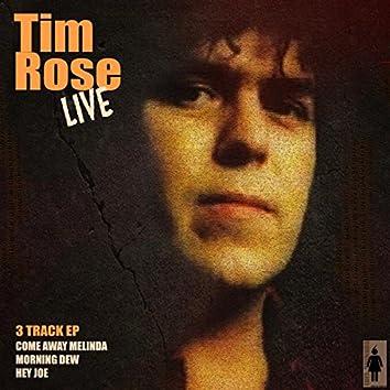 Tim Rose Live