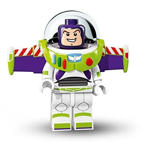 LEGO Disney Series 16 Collectible Minifigure - Buzz Lightyear (71012) by