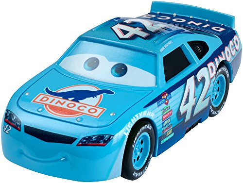 VEICOLO MISS FRITTER DELUXE DIE-CAST XRS MUDDY RACING DISNEY CARS MATTEL GBJ46