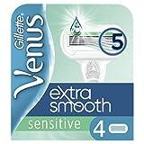Gillette Venus Smooth Sensitive - Maquinilla de afeitar para mujer