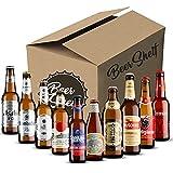 Pack Cervezas Lager (Pack 10 tipos) – Cerveza Rubia– Cerveza Refrescante - Pack Cervezas Degustación – Experiencia Cerveza Internacional