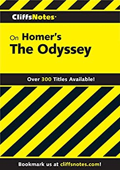 CliffsNotes on Homer's The Odyssey by [Stanley P Baldwin]