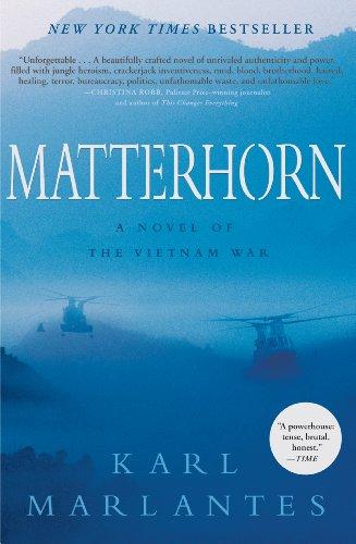 Matterhorn: A Novel of the Vietnam War by [Karl Marlantes]