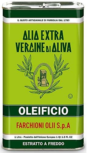 Farchioni - Extra Virgin Italian Olive Oil Tin Can (3 Litre)
