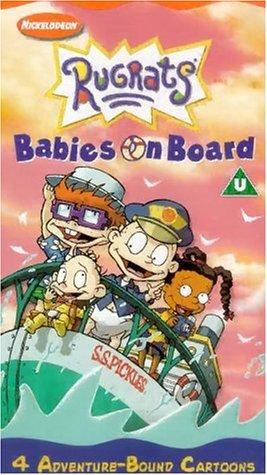 Rugrats - Babies On Board