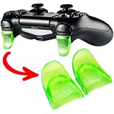 eXtremeRate 2 Pairs Green L2 R2 Buttons Trigger...