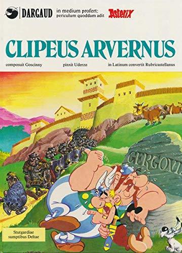 Asterix latein 14: Clipeus Arvernus