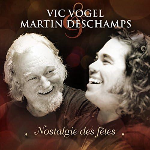 Vic Vogel & Martin Deschamps