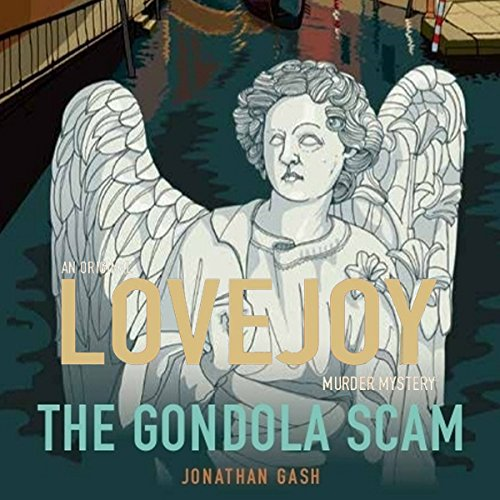 The Gondola Scam audiobook cover art