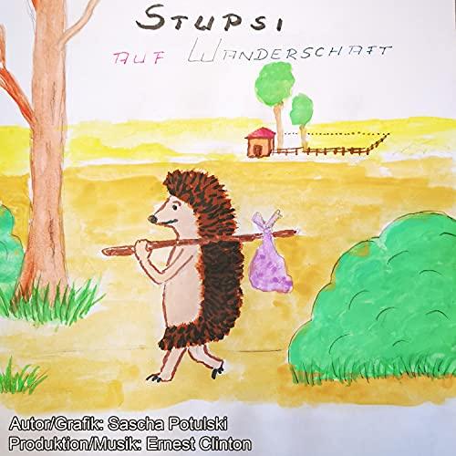 Stupsi auf Wanderschaft Titelbild
