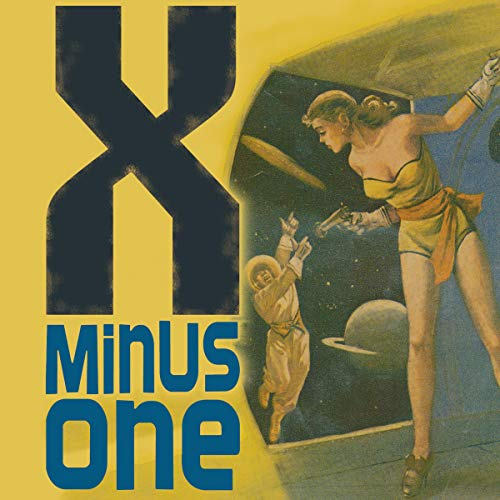 X Minus One: Archives Collection cover art