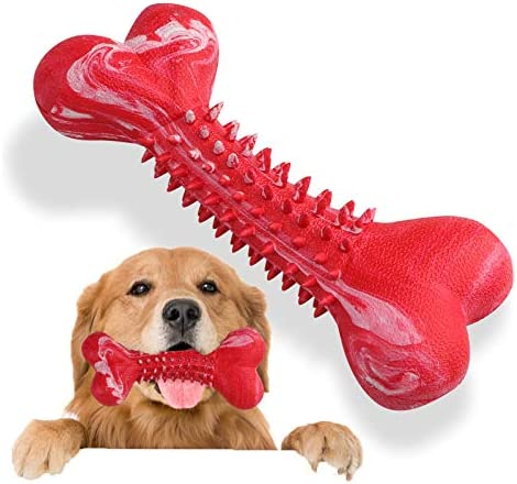 Dog Toy for Aggressive Chewers Tough and Durable Chew Toy for Large Pet Breed Indestructible product image