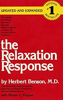 Paperback The Relaxation Response Book