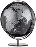 Globe Collection - Globo terráqueo (30 cm), Color Negro