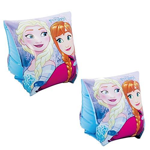 INTEX  Eiskönigin Schwimmhilfen Frozen  23 x 15 cm  3-6 Jahre