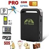 GPS TRAKER Localizzatore Satellitare Con Registrazione dati, per Auto, Moto, Imbarcazioni di CS...