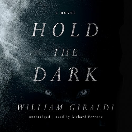 Hold the Dark audiobook cover art
