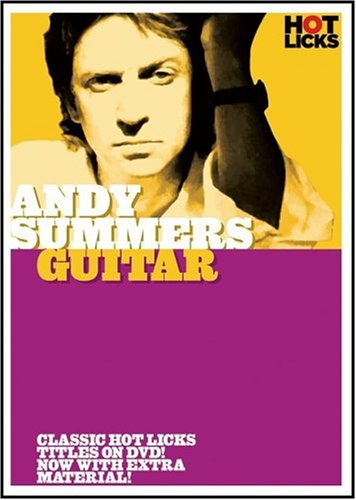 Andy Summers: Guitar (DVD / Booklet)