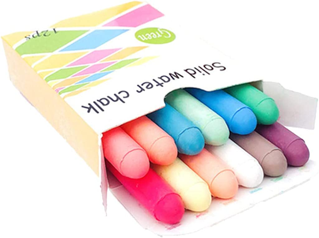 Sayhi Children Ranking TOP10 Assorted Art School Floor Manufacturer direct delivery C Chalk Chalks Pavement