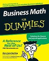 Business Math for Dummies (For Dummies Series)