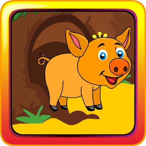 gizmo pig escape