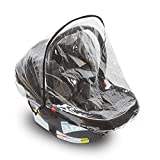 Universal Baby Car Seat Rain Cover Waterproof, Protect from Snow Dust...