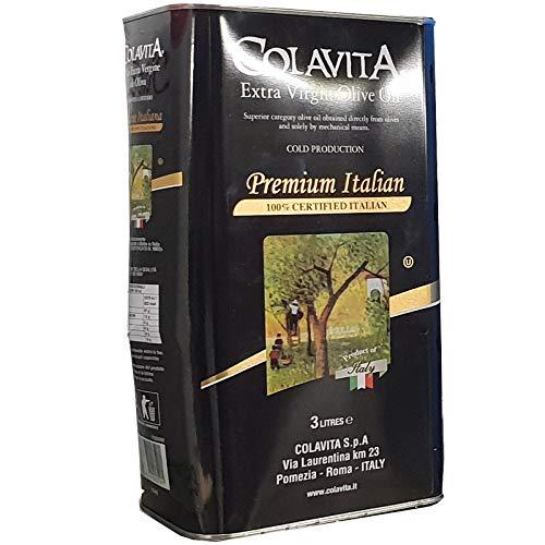 Extra Virgin Olive Oil Premium Italia 3 Lt - Colav