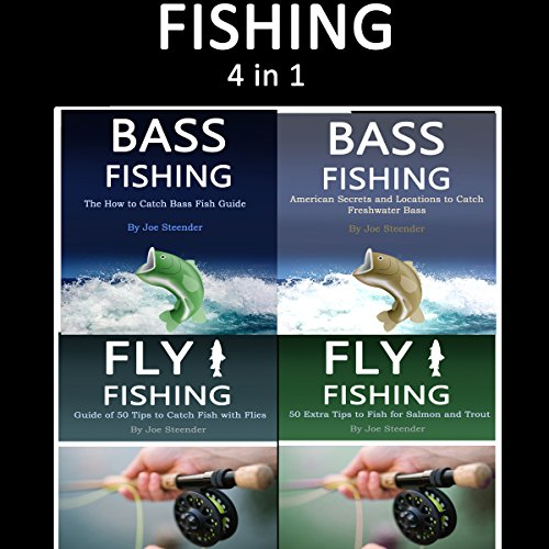 Fishing audiobook cover art