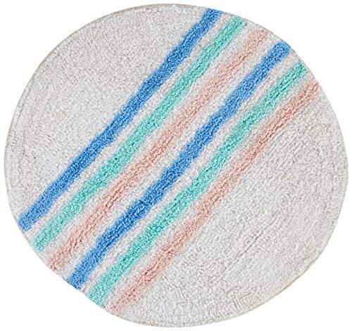 MSV Tapis de Bain Deauville Pastel Taille Unique